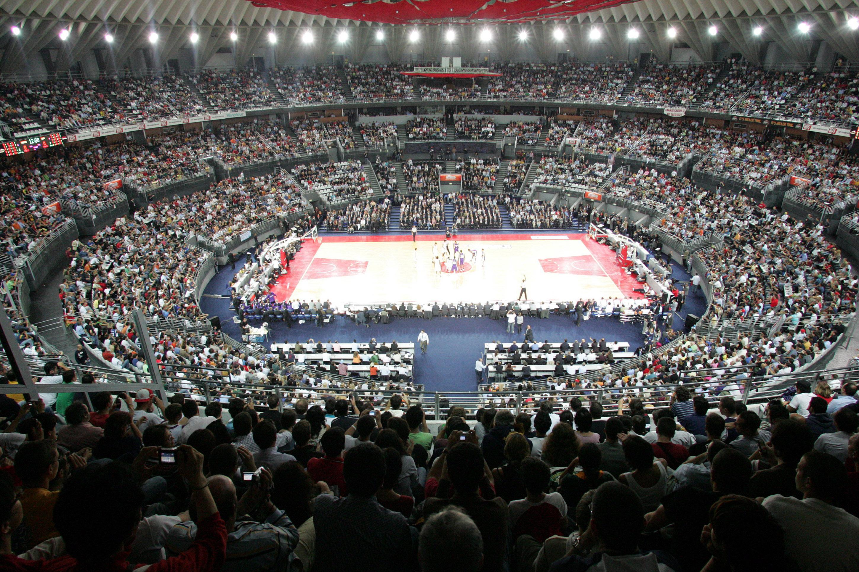 Sport Arena Palazzo Dello Sport Eur S P A