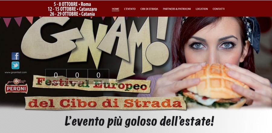 5-8 ottobre 2017 - GnamFest al laghetto dell'Eur