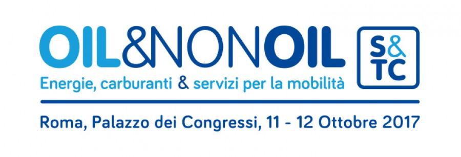 11-12 ottobre: Oil&nonoil al Palazzo dei Congressi dell'Eur