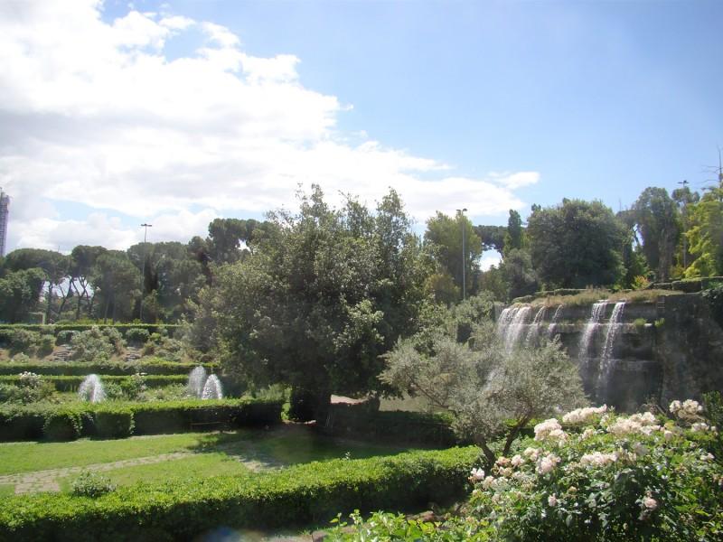 Il Giardino delle Cascate (EUR SpA)