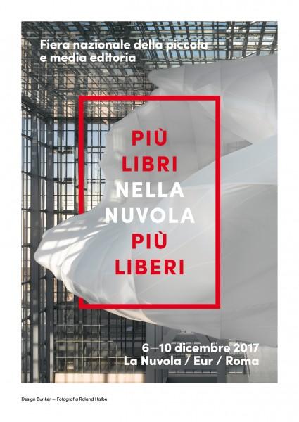 Più Libri Più Liberi 2017 - Dal 6 al 10 dicembre a La Nuvola