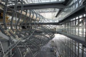 Il Nuovo Centro Congressi dell'Eur, la Nuvola (EUR SpA).