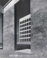 EUR SpA - Carli Carlo Fabrizio, Mercurio Gianni e Prisco Luigi (a cura di) E42-EUR: segno e sogno del Novecento (Roma, DataArs 2005).