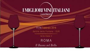 I Migliori Vini Italiani 11-14 febbraio 2016 - Salone delle Fontane (Roma Eur)