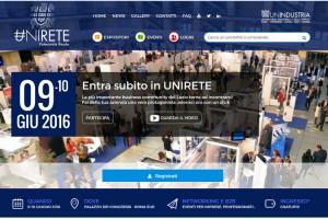 Unirete 2016 si svolgerà il 9 e 10 giugno al Palazzo dei Congressi dell'Eur.