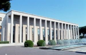 Il Salone delle Fontane - Roma Eur