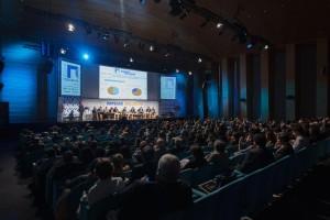Evento nell'auditorium del Palazzo dei Congressi - Roma Eur