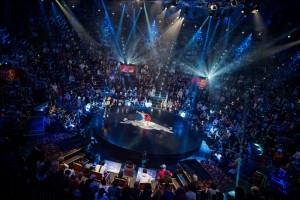 Evento Red Bull al Palazzo dei Congressi (qui il Salone della Cultura) - Roma Eur